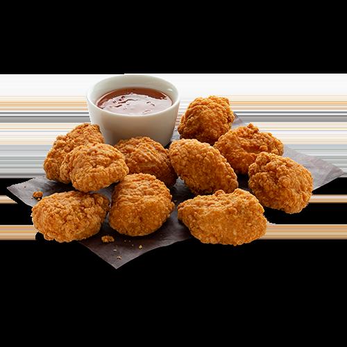 10 Chicken Bites