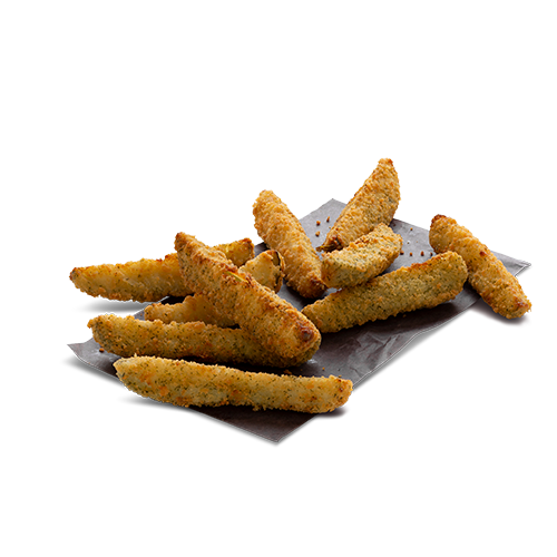 10 Deep Fried Pickles