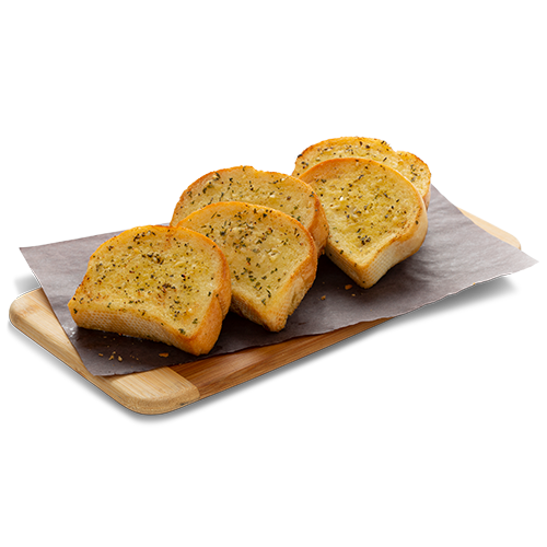Garlic Bread No Cheese