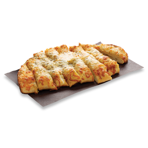 Half Moon Cheesy Bread