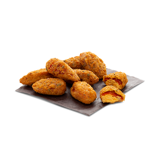 8 Jalapeno Poppers