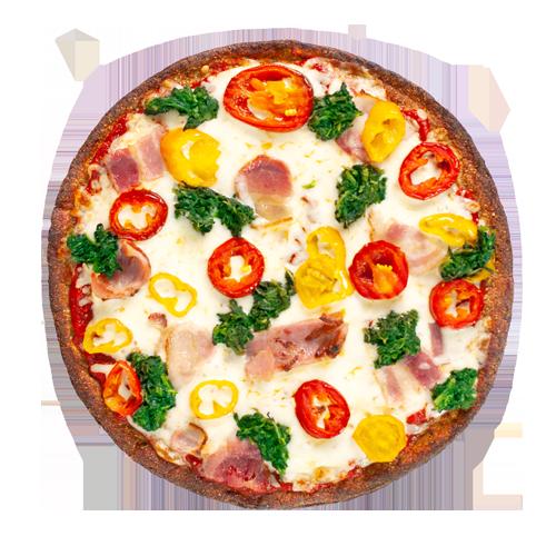 Keto Crust Pizza