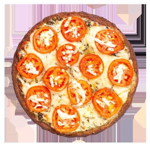 Keto Pesto Margherita