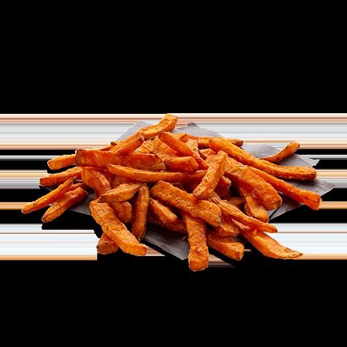 Double Sweet Potato Fries