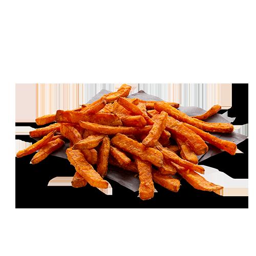 Single Sweet Potato Fries
