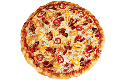 XL 2-Topping Pizza