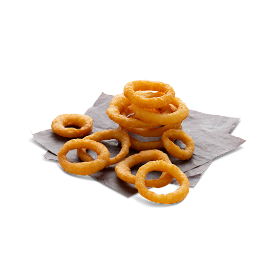 Double Onion Rings