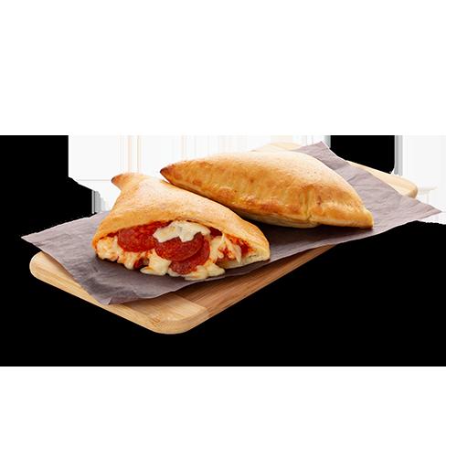 Cheese Panzerotti - Fried