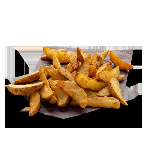 Single Potato Wedges