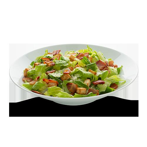 Salade Cesar au bacon