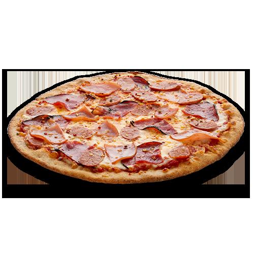 Créez vos propres pizzas gourmet minces à 3 garnitures